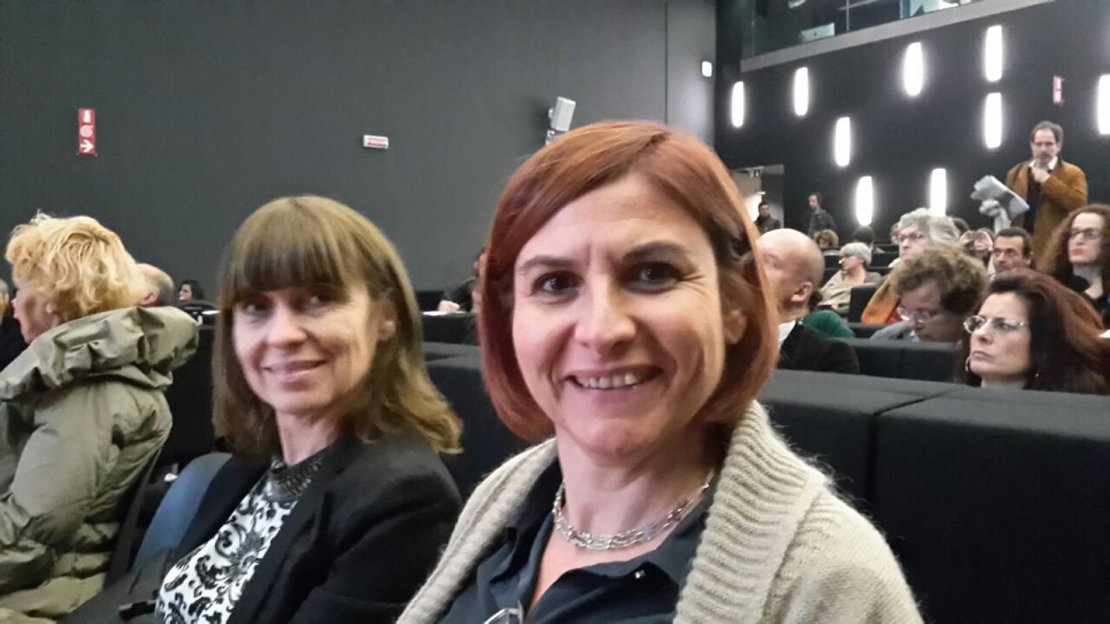 Emilia Garda and Marika Mangosio by Caterina Franchini.
